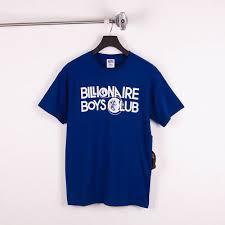 Billionaire Boys Club Size Chart Billionaire Boys Club Bbc Mens Orbit Ss Estate Blue Tee Size M L Xl Ebay