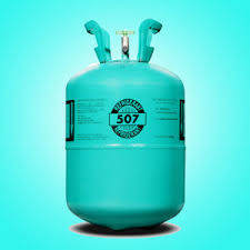 air conditioning gas. mixed refrigerant gas r507 used for air conditioning n