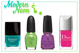 Trend Spring 2012 Nail Polish Colors Wedding Party