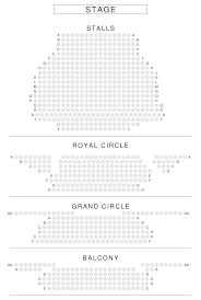 Noel Coward Theatre London Seating Plan Reviews Seatplan