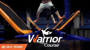 new warrior course skyzone mississauga yuri friends