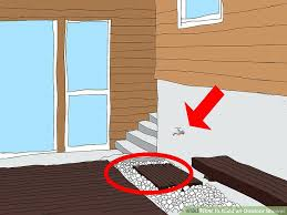 image titled build an outdoor shower step 1