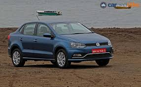 new car launches price in indiaVolkswagen Ameo Diesel Launched In India Price Starts At Rs 633