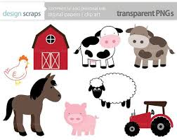 baby farm animals clip art. Simple Art Farm Animal Clip Art Graphics Pig Horse Cows Chicken Sheep Tractor Ba  Inside Baby Farm Animals Clip Art B