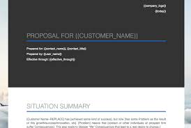 Fill In The Blank Consulting Hero Proposal Template Mimiran