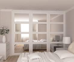 image mirrored closet. Mirrored Sliding Doors Wardrobe Image Closet