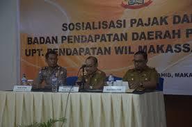 page celebes news legislator sulsel hadiri sosialisasi pajak daerah