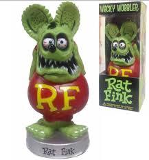rat fink wacky wobbler wacky wobblers rat fink pop price guide