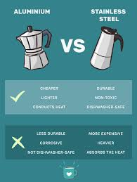 It is a stainless steel gooseneck kettle, made for stovetops and inductions. Best Moka Pot 6 Stovetop Espresso Makers Worth Using In 2021