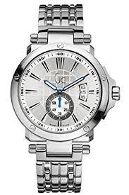 amazon com guess collection mens gc watch x65001g1s quartz silver guess collection mens gc watch x65001g1s quartz silver