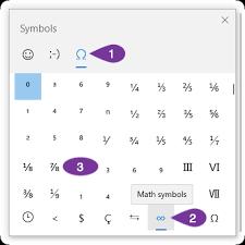 Symbols On Keyboard Alt Code Shortcuts For Mathematics Symbols Webnots