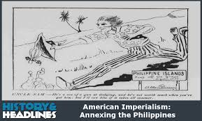Reasons For Imperialism American Imperialism Annexing The Philippines History And Headlines