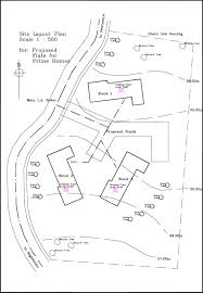Drawings Site 5 Block Drawing Site Plan For Free Download On Ayoqq Org