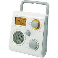 Renkforce D-R9005 Bathroom Radio from Conrad Electronic UK
