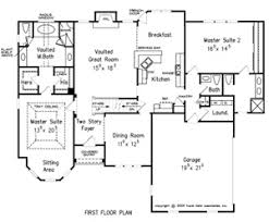 House Plans With 3 Master Suites  Homes ZoneDual Master Suite Home Plans