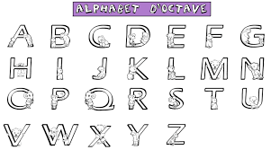 Small Picture Unique Alphabet Coloring Pages A Z 50 With Additional Coloring