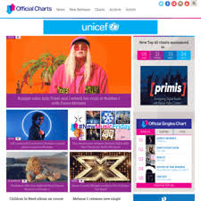 Official Charts 40 Officialcharts Com At Wi Official Charts Home Of The