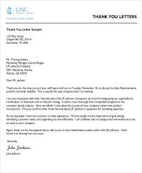 Thank You Letter For Job Reference Sample Thank You Letter For Reference 8 Examples In Word Pdf