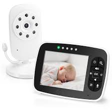 2019 Smart Baby <b>Monitor 3.5 Inch Lcd</b> Digital Camera Wireless ...