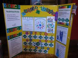 Kaper Chart Girl Scout Promise Brownie Girl Scouts Daisy