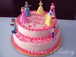 Baby Girl Princess Cake Cakes Birthday Cake Girls Disney