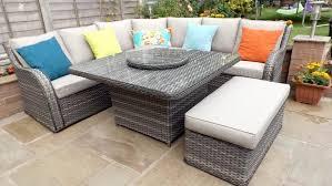 luxury nottingham sofa corner dining outdoor garden furniture set fable porch ideas design