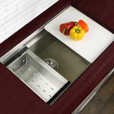 highpoint 30 zero radius undermount stainless steel kitchen sink