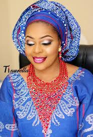nigerian traditional bridal makeup tinurella loveweddingsng