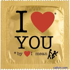 i love you by you i mean