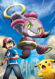 Pokémon the Movie: Hoopa and the Clash of Ages - Zerochan Anime Image Board