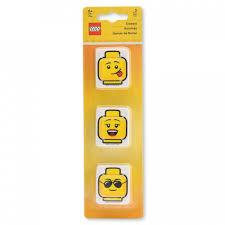 <b>Lego Набор ластиков</b> iconic 3 шт. - Акушерство.Ru