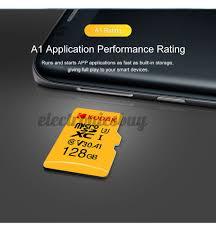 Thẻ Nhớ 64gb / 128gb Micro Sd Tf Card Class 10 U3 V30 A1 giá cạnh tranh