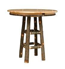 30 round bistro table 30 round wood bistro table