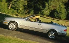 1999 Mercedes-Benz CLK-Class - Information and photos - ZombieDrive