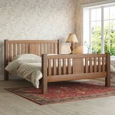 wooden beds. Brilliant Wooden Branson Bed Frame Throughout Wooden Beds E