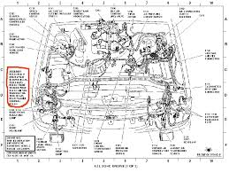 ford aerostar engine diagram ford wiring diagrams