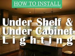 Under cabinet task lighting Led How To Install Under Cabinet Lighting Deshify Club How To Install Under Cabinet Lighting 1000bulbscom Blog