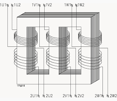Three Phase Transformer Connections And Vector Groups For