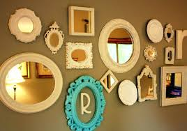 set of 3 wall mirrors decor magnificent decorative mirror sets charming incredible ideas uk