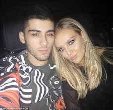 Perrie Edwards DELETES all pictures of Zayn Malik from Instagram ...