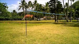 Review Park Sun Tournament 179 Volleyball Set