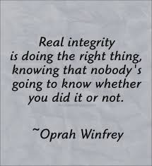 Quotes About Integrity Beauteous Integrity Quotes For Teens On QuotesTopics