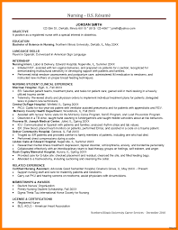 Stunning Nurse Resume Samples Nursing Objective Sample Examples In