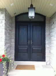 black double front doors. Perfect Black Doors Double Front Doors Door Designs For Home Black Wooden  With Glass To U