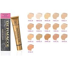 Dermacol Make Up Cover Waterproof Hypoallergenic Foundation 30g 100 Original Guaranteed 227