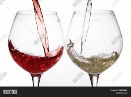 Wine Powerpoint Template Powerpoint Template Red And White Wine Being Cadbzccb