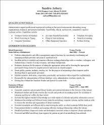 accounts receivables resumes download sample resume for accounts receivable specialist