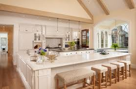 Image Of: L Shaped Kitchen Design Ideas With Island Bar