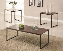 Modern Metal Coffee Table Legs Reclaimed Mid Century Round Natural Diy  Contemporary Set
