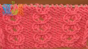 Knit Stitch Patterns Stunning Free Knit Stitch Pattern Tutorial 48 Easy To Knit Stitches For